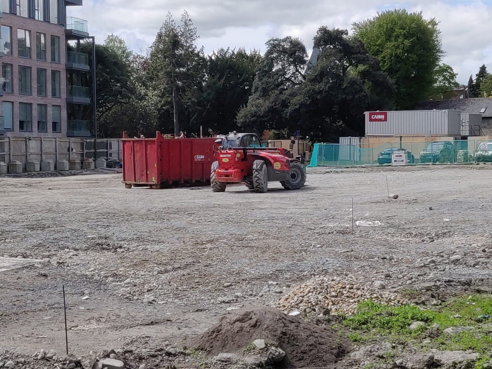 Cairn PLC Rathgar Completed