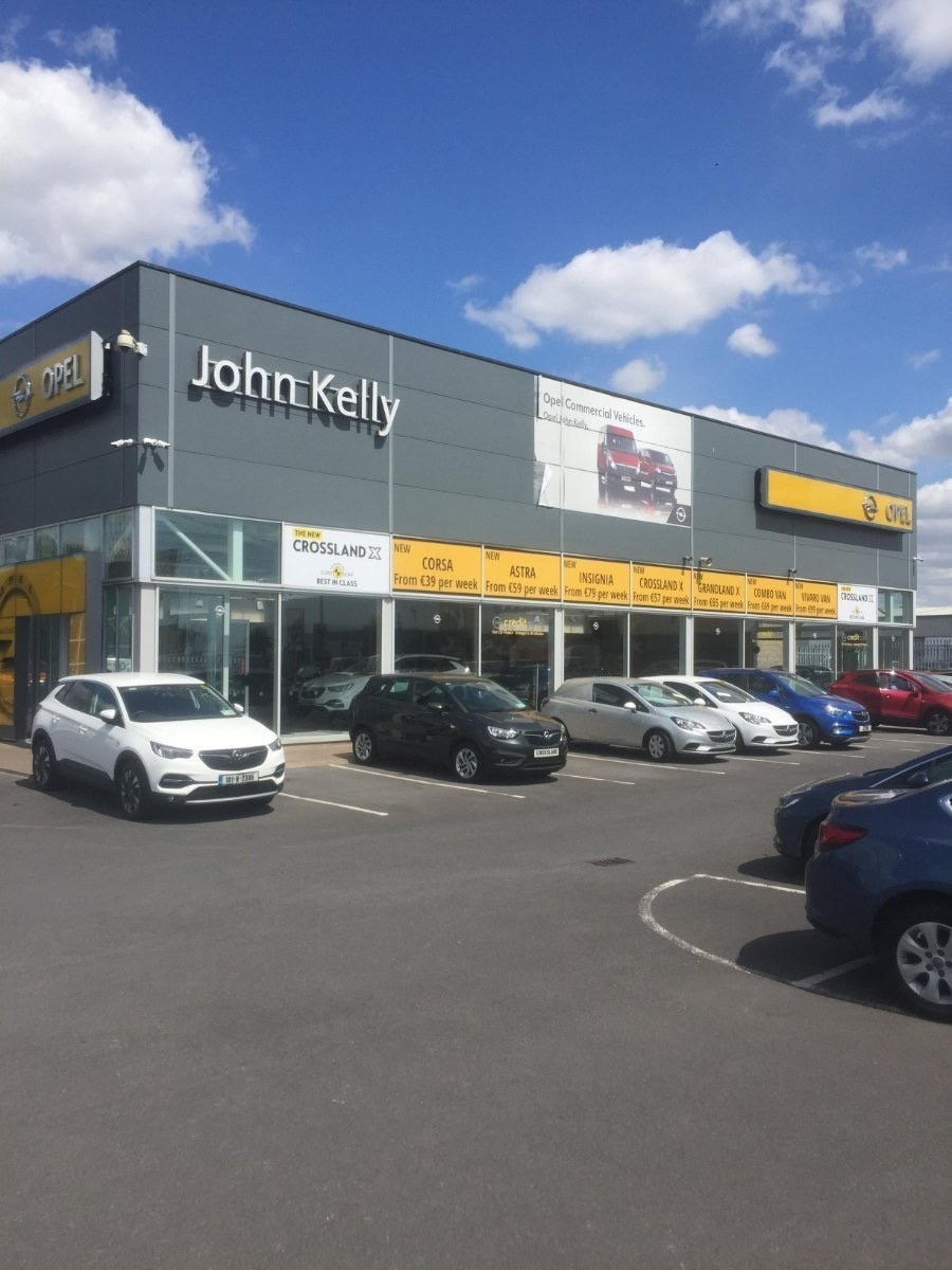 John Kelly Opel
